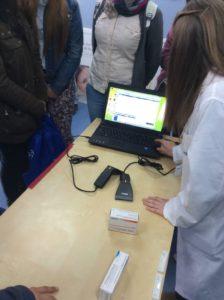 Práctica de farmacia y parafarmacia con el programa de pago