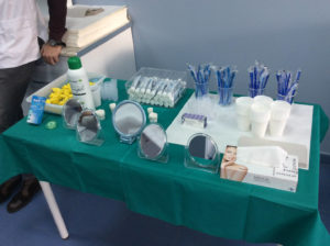 Práctica de higiene bucodental información de productos