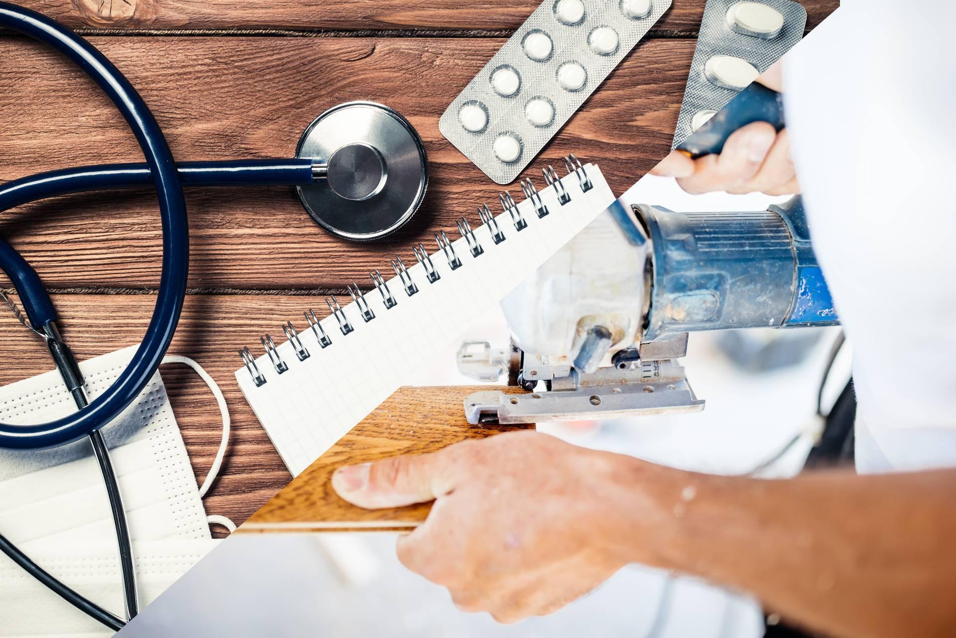 De albañil a médico - La inspiradora historia del médico gitano