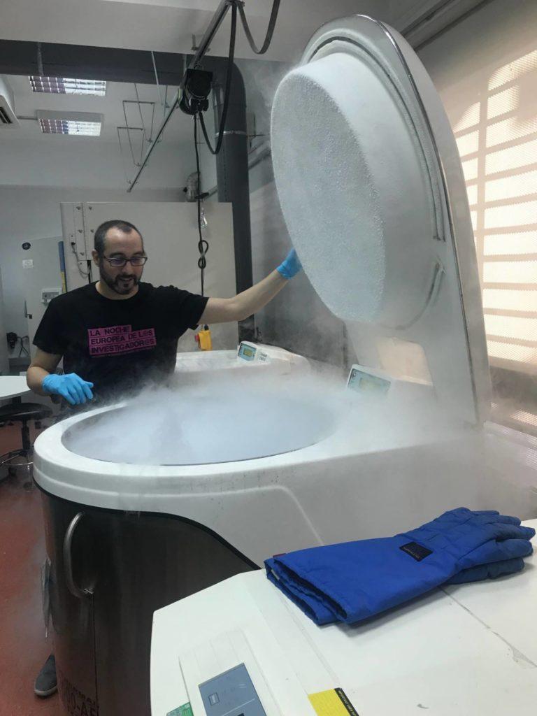 Visita al Instituto de Parasitología y Biomedicina López-Neyra - Noticias 4