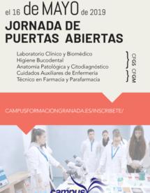 Jornada de puertas abiertas 2019 - Noticias FP Sanidad