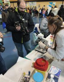 laboratorio clínico alumnos