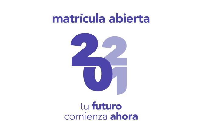 Matricula Abierta 2020 Fb