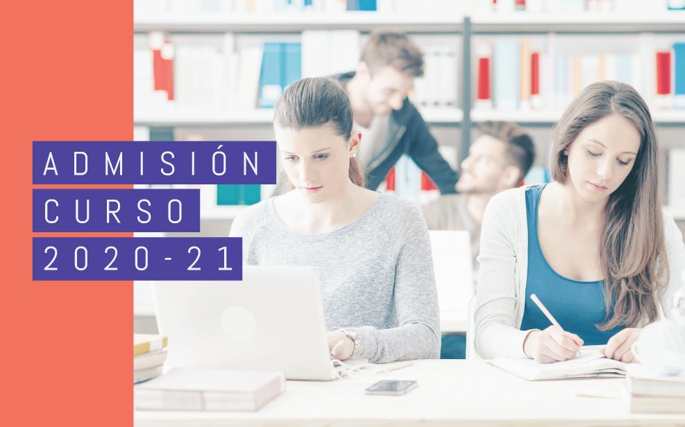 Matriculación Fp 2020 21