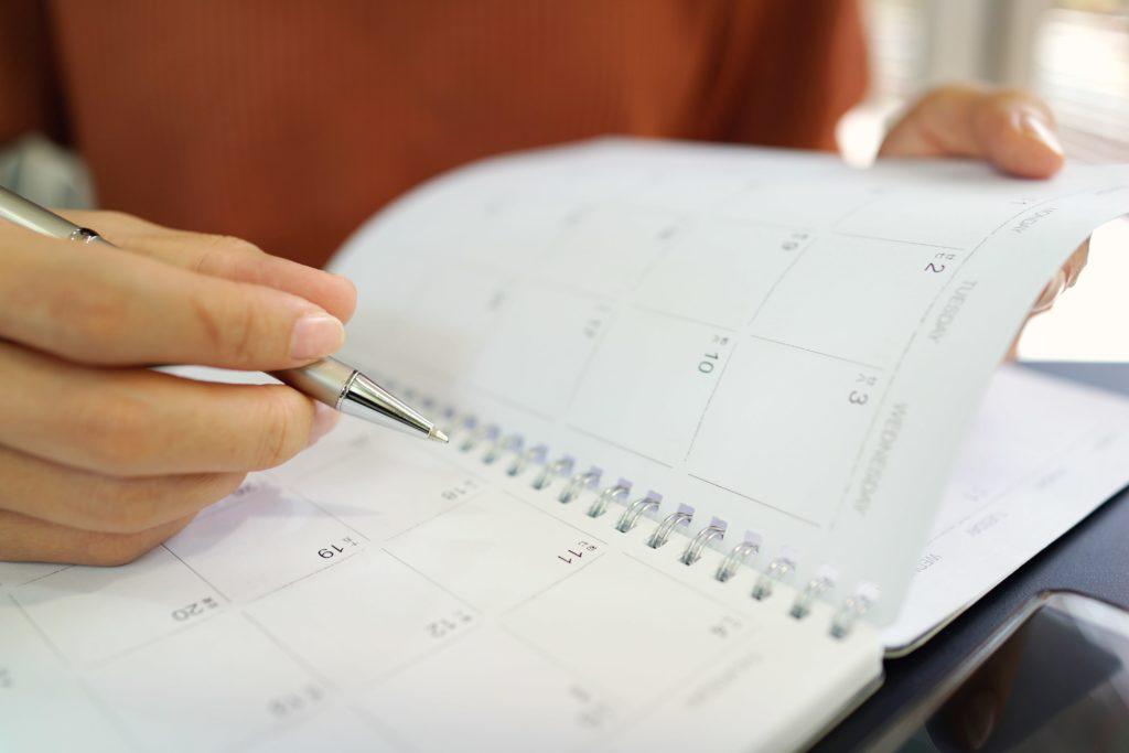 horario de verano en campus formación